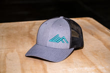 Load image into Gallery viewer, Elevate Fitness, EF Custom Hat Teal