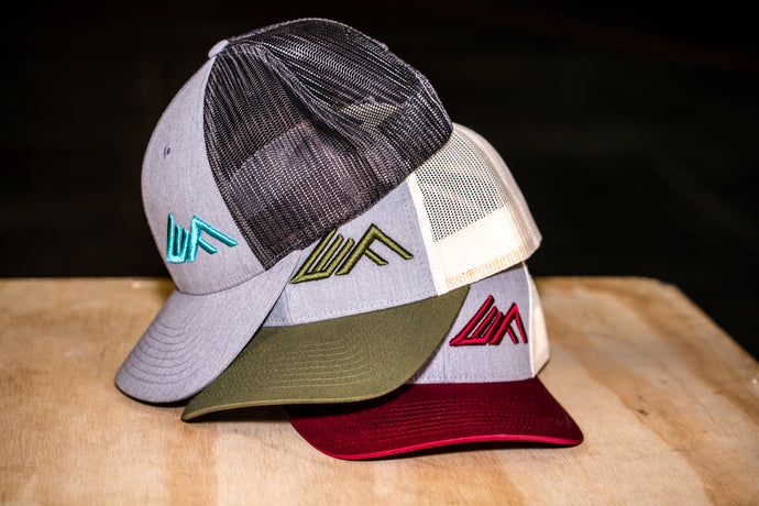 Elevate Fitness, EF Custom Hat Stack