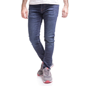 Streetwear Men's Distressed Jeans 3664