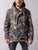 HOODED CAMOUFLAGE JACKET 4583