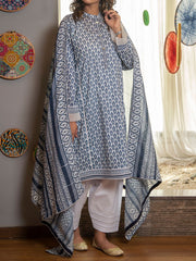 3 Piece Digital Printed Lawn Unstitched Lawn