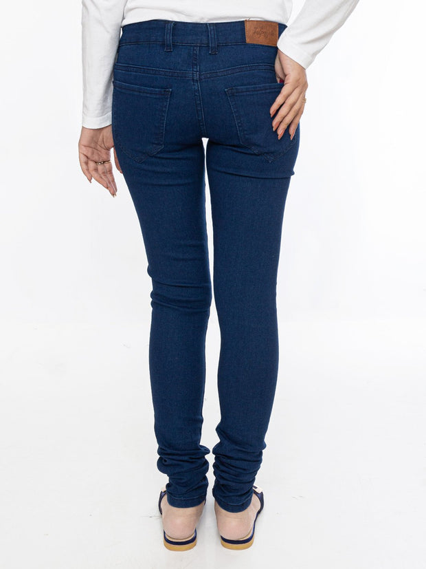 Denim Jeans - Mid Blue