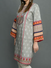 Cambric Cotton Long Kurti