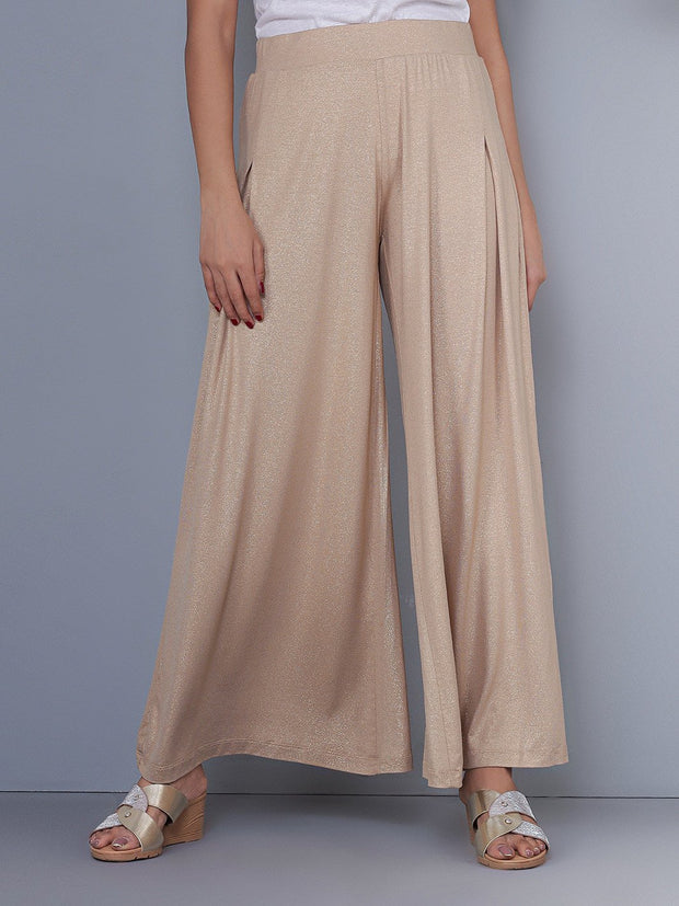 Knitted Shimmer Culottes