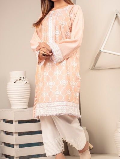 Lawn Embroidered Kurti