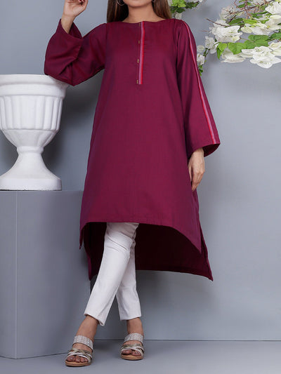 High Low A-Line Style Kurti