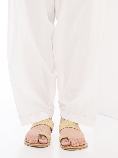 Shalwar - Off White