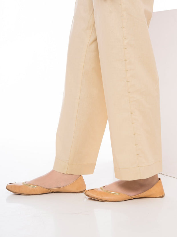 Straight Pant - Fawn