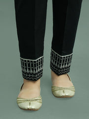 Cotton Cigarette Pant