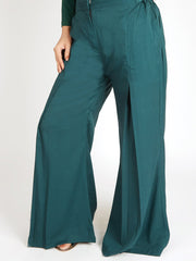 Georgette Bellbottom Pant