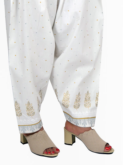 Cotton Shalwar