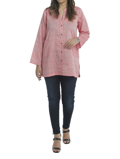 China Cotton Casual Top