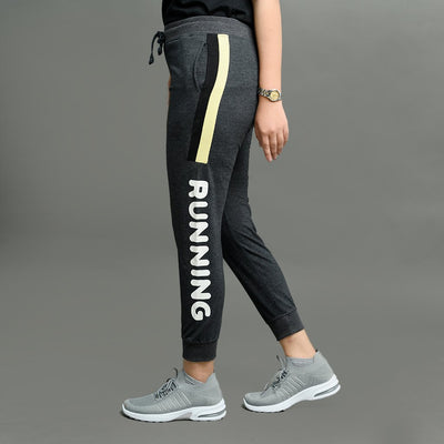 Poly Cotton Terry Jog Pant