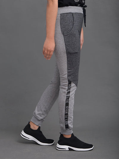 Chain Yarn Terry Jog Pant