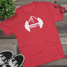 Load image into Gallery viewer, Men's TrainingBeta Tee in Red, Blue, Green, or Grey