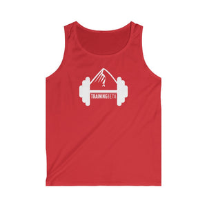 Men's TrainingBeta Tank Top in Gray or Red