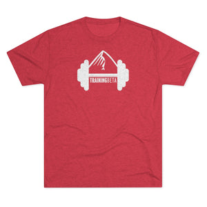 Men's TrainingBeta Tee in Red, Blue, Green, or Grey
