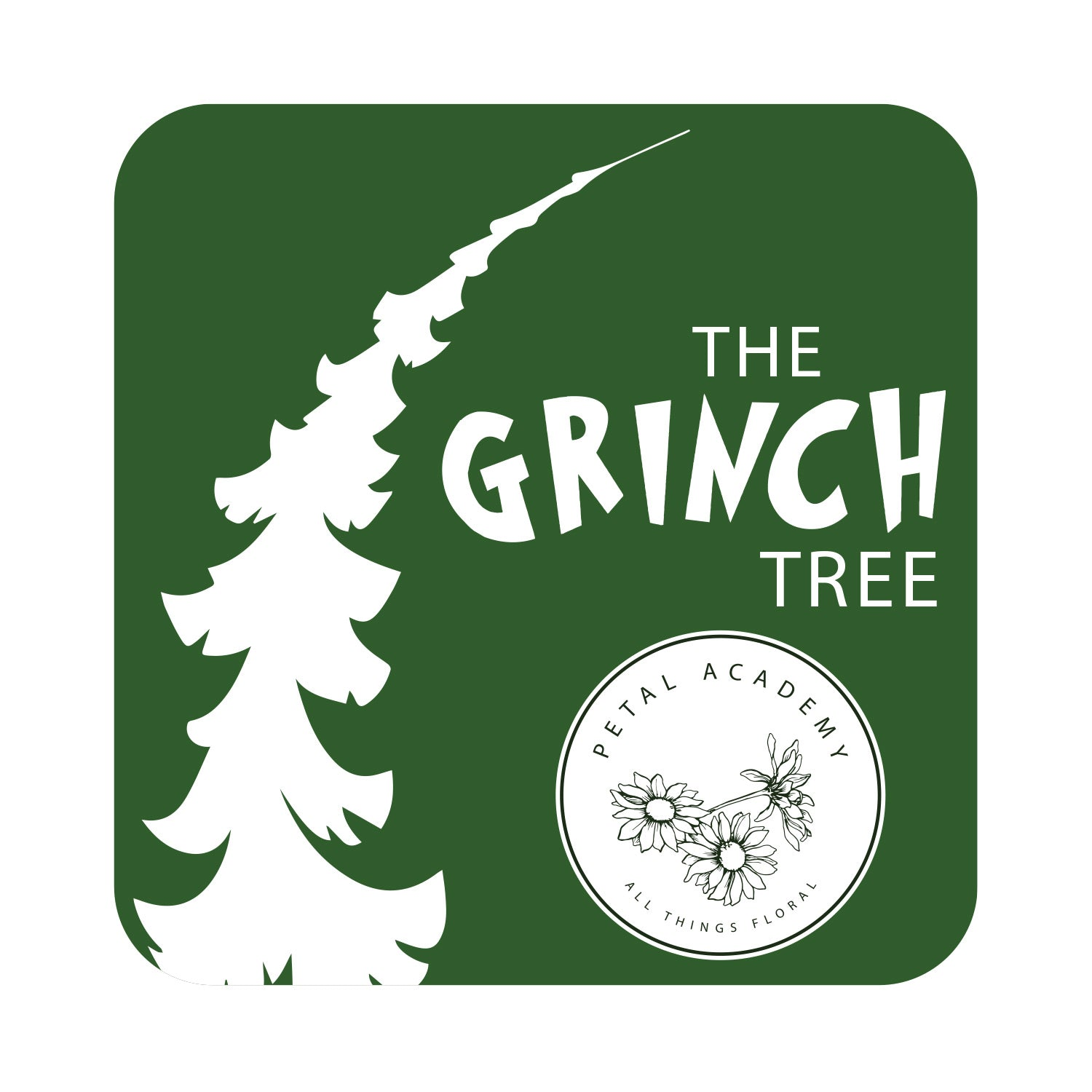 The Grinch Tree //