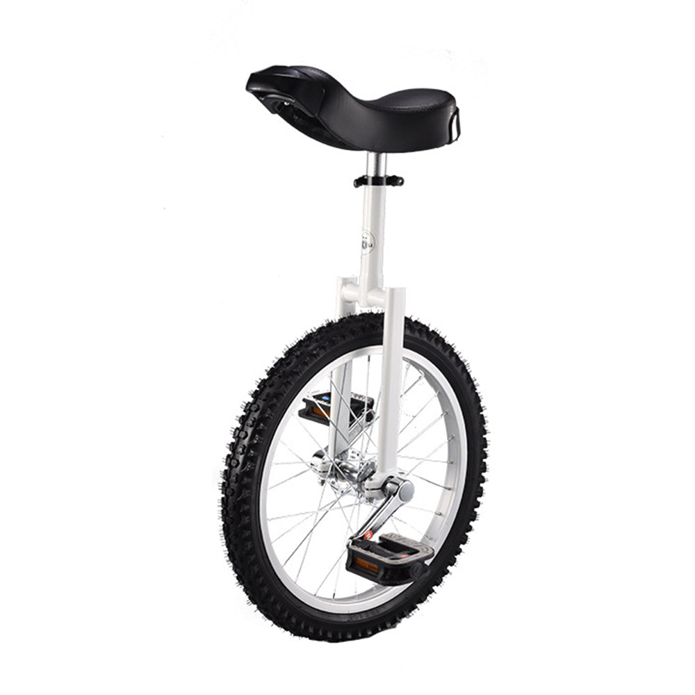 Mafulus 16/18/20/24 Inch Wheel Unicycle Cycling Outdoor Sports Fitness Exercise Health