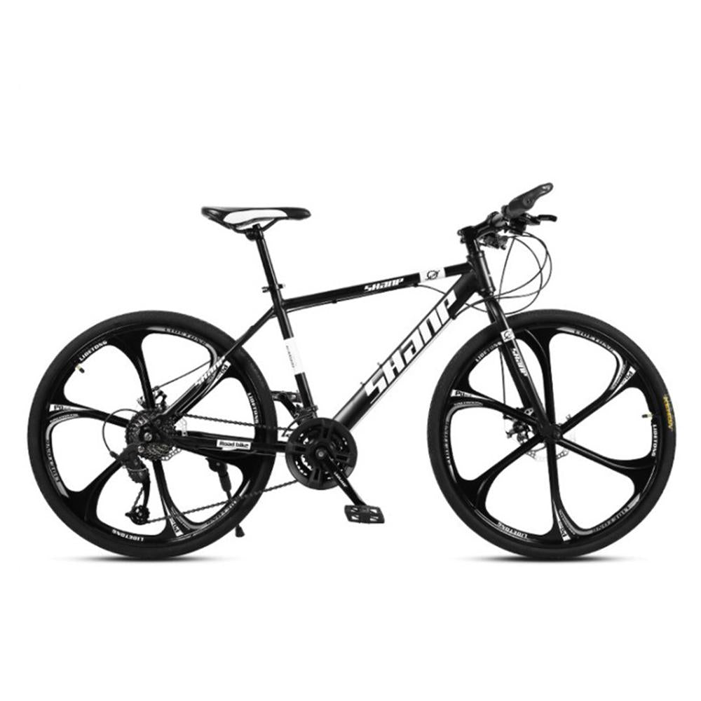 Mafulus Adult 26 inch 4-Speed Variable Speed Integrated Wheel Off-road Mountain Bike