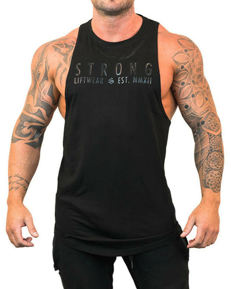 Mafulus Mens Workout Gym Tank Tops