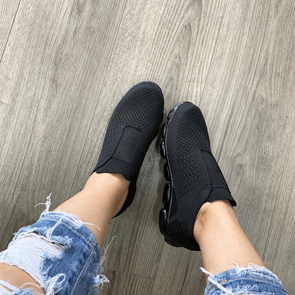 Mafulus Womens Fashion Breathable Slip on Sneakers Casual Shoes