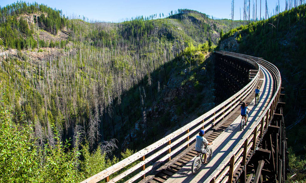 Kettle Valley Railway – 100 Km's For 100 Years