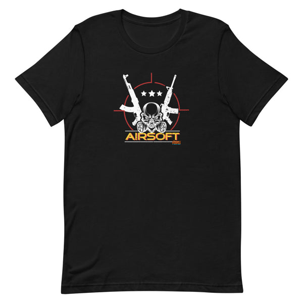 Airsoft AK & M4 Retro Design Shirt
