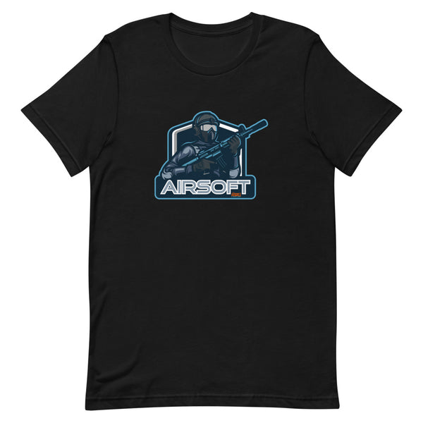 The Airsoft Skirmisher Retro Design Shirt