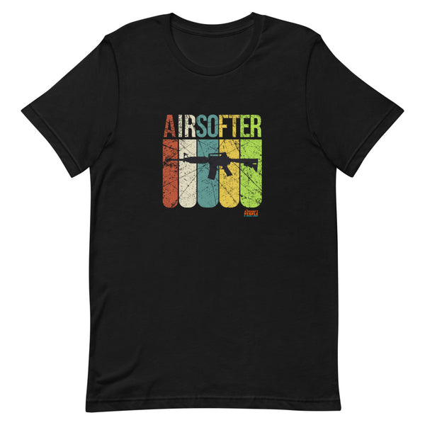 The Airsofter Retro Design Shirt