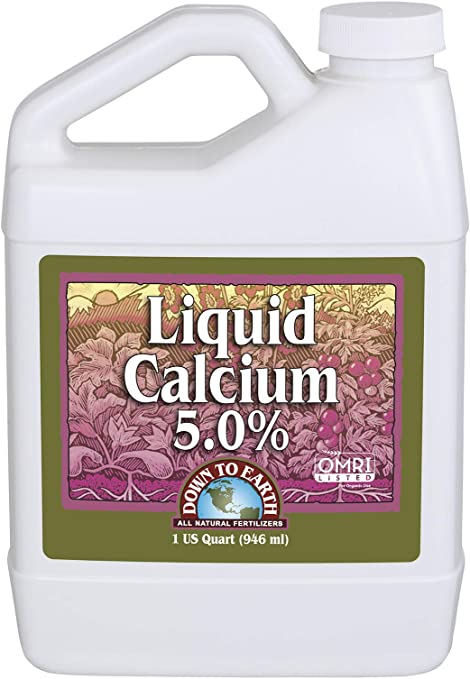 Down To Earth Liquid Calcium