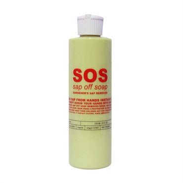 SOS Sap Off Soap