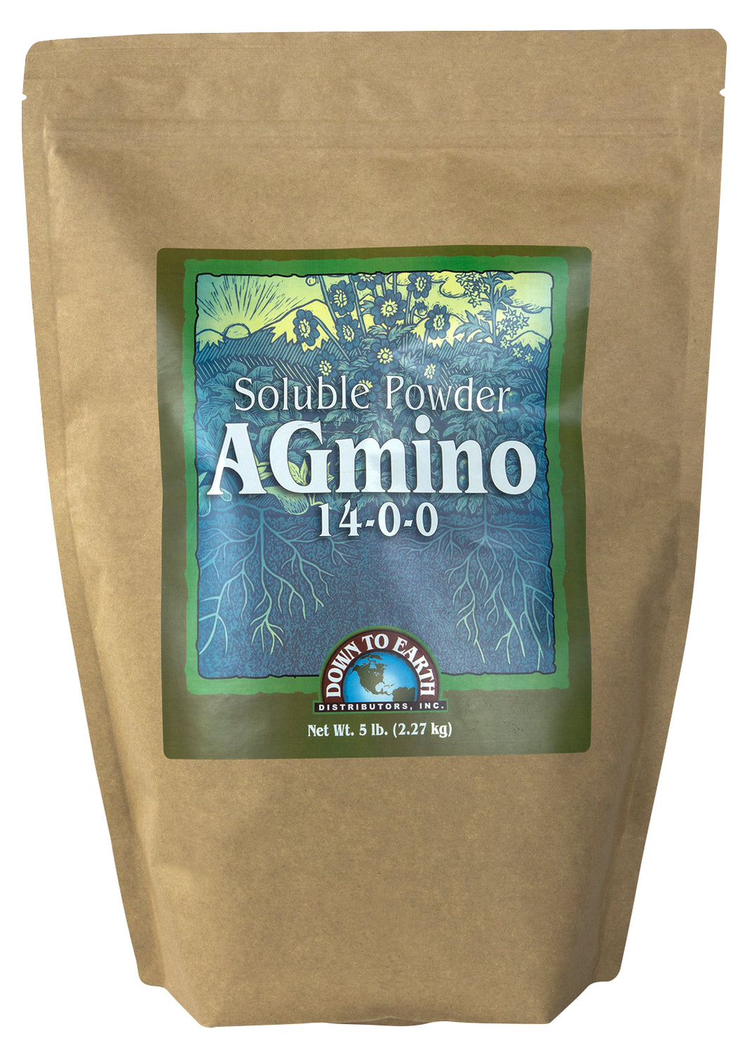 Down To Earth Agmino Powder
