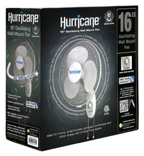Load image into Gallery viewer, Hurricane Supreme Wall Fan
