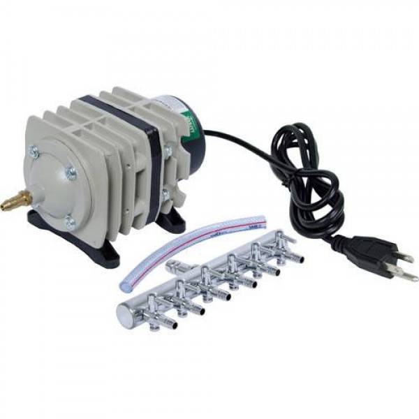 Air Pump 6 Outlets 20W