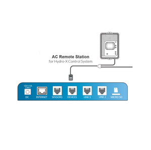 Hydro-X AC Remote Station