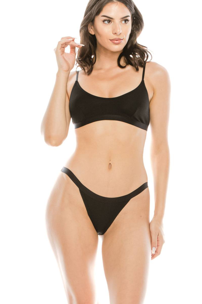 Very Soft Bamboo Bikini-clothing-SamiraBoutique