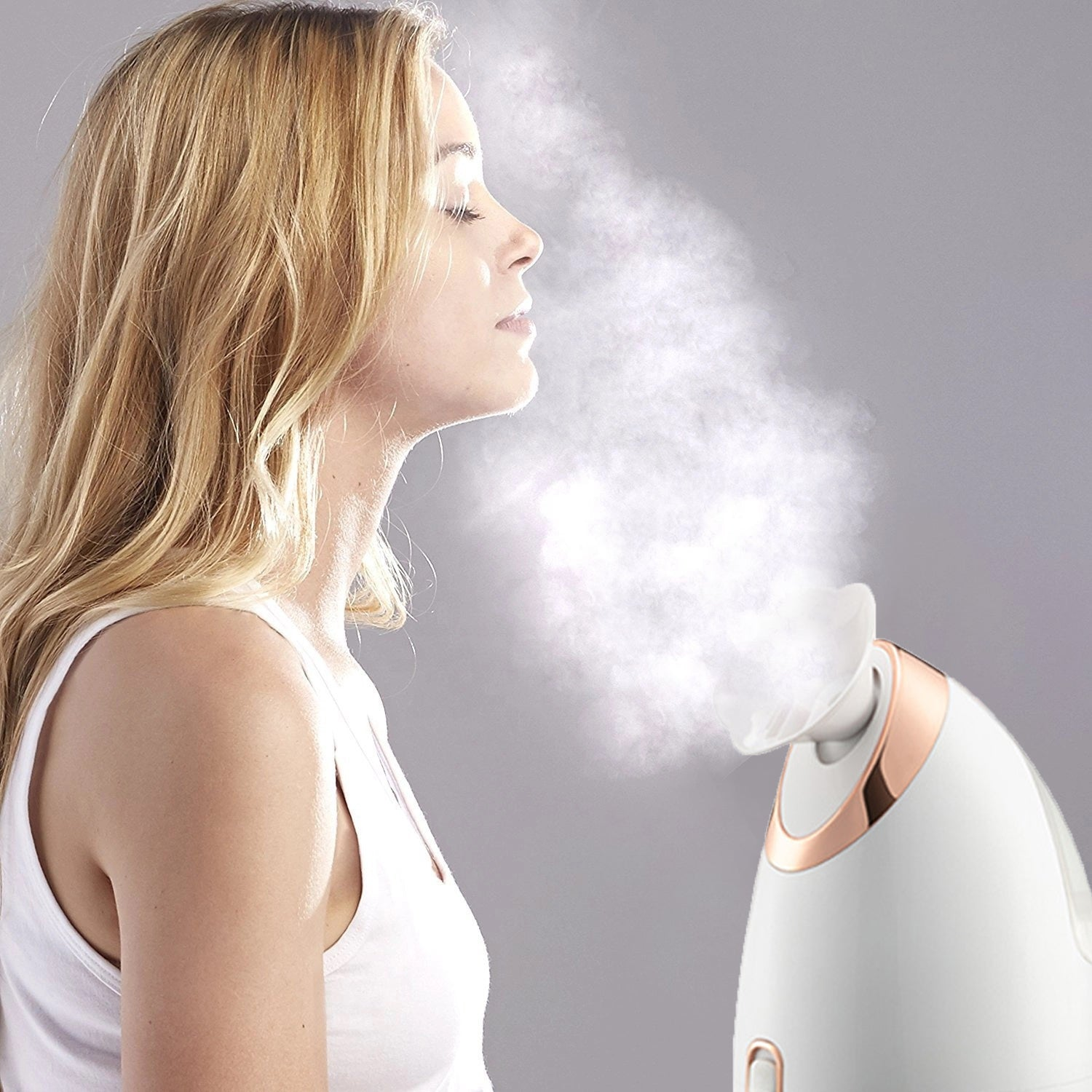 Perfect Skin Face Steamer