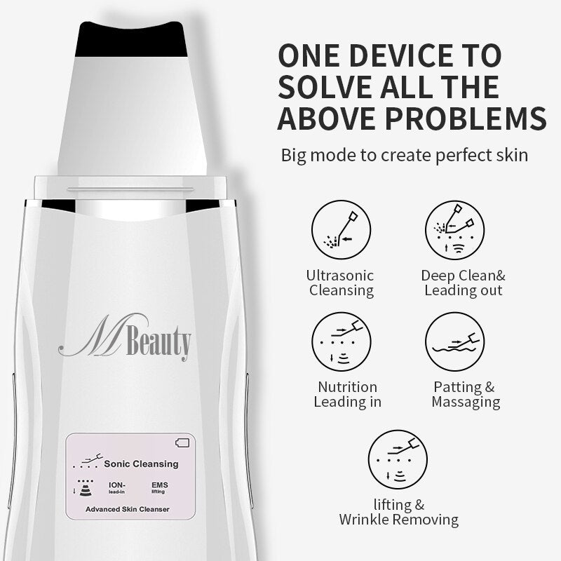 Professional Facial Steamer Hot Mist Ionic Face Spray