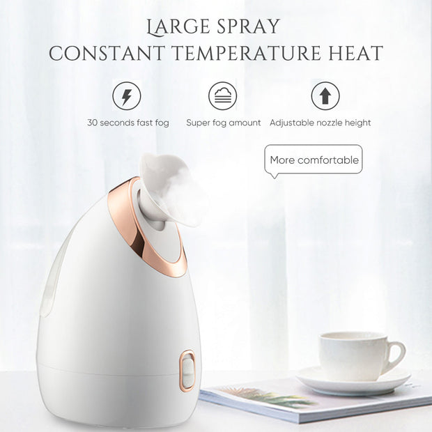 Mbeauty Perfect Ionic Skin Steamer Skin Care - Mona Beauty USA