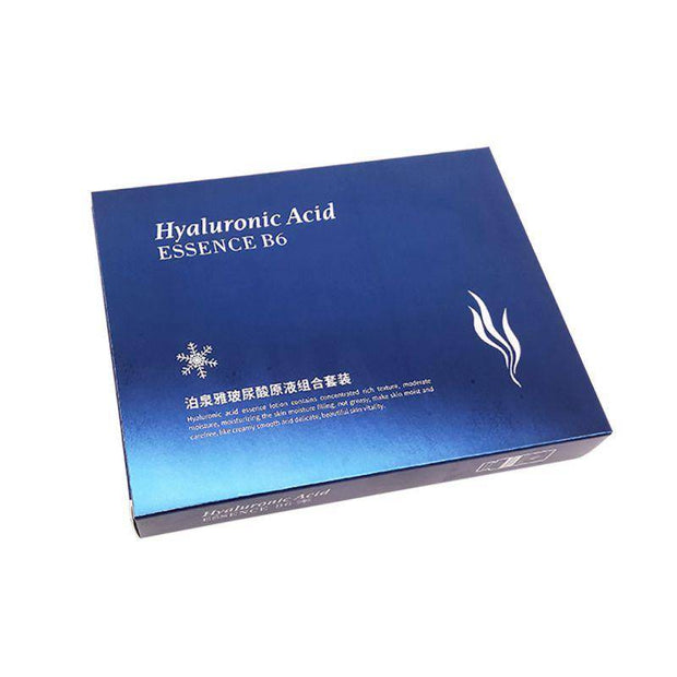 BIOAQUA Hyaluronic Vitamin B6 Essence Ampoules (10 pcs set) Skin Care - Mona Beauty USA