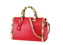Load image into Gallery viewer, LUXZ - O'29 crocodile Leather Bag