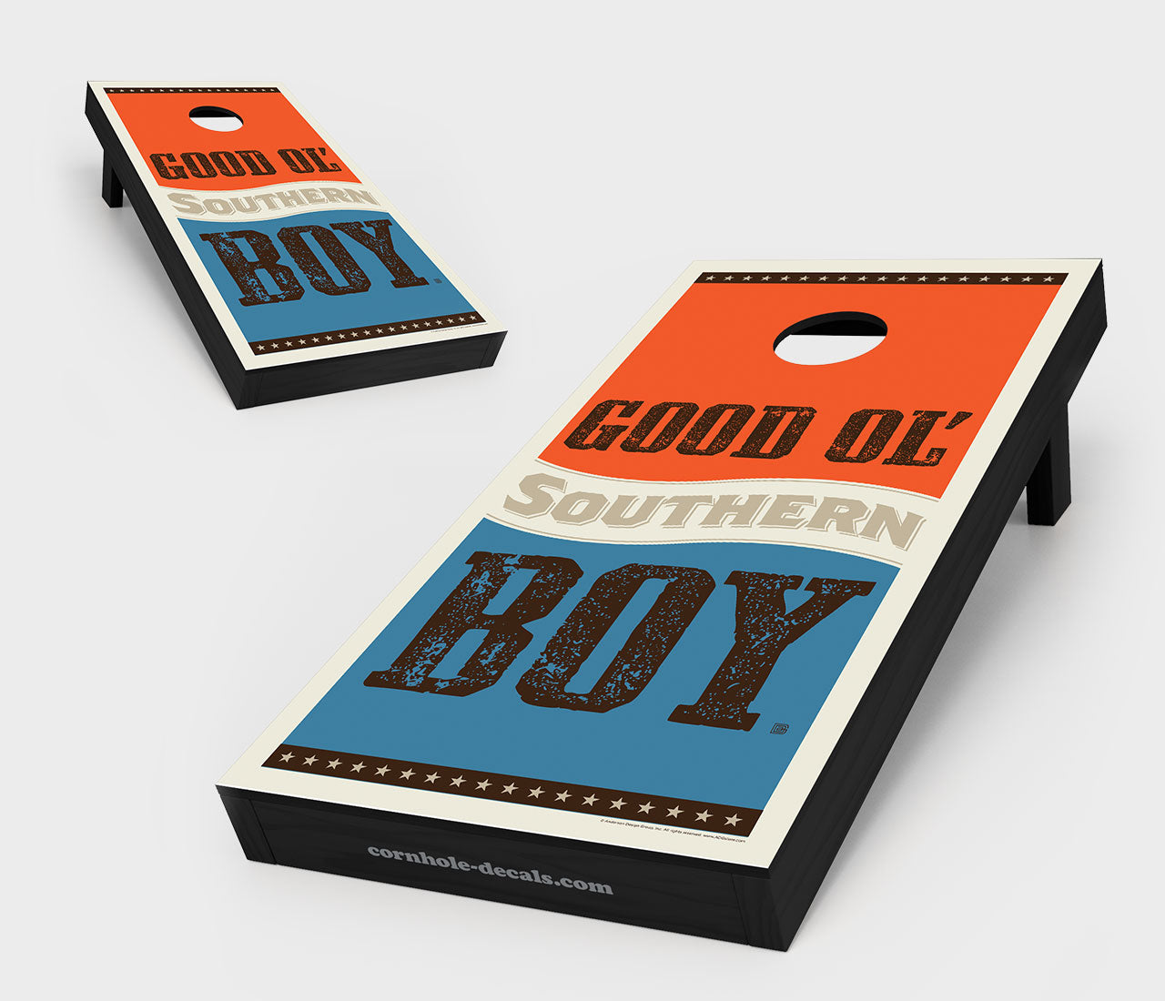 Good Ol' Southern Boy Cornhole Board Set