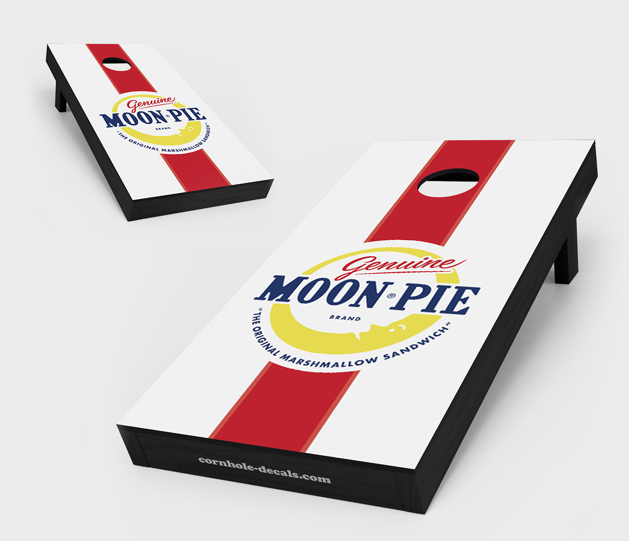 Genuine Moonpie Cornhole Board Set