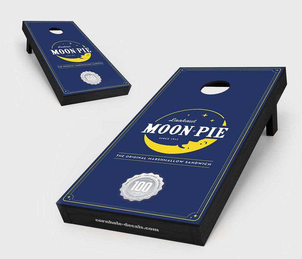Moonpie – The Original Marshmellow Sandwich Cornhole Board Set