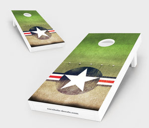 US Air Force Cornhole Board Set