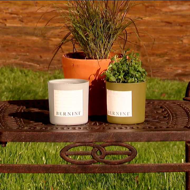 Indoor/Outdoor Plantable Candles