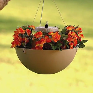 3-in-1 Maria Bird Feeder/Planter with Fountain