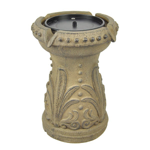 Designer Fountain Tower - Traditional Bronze