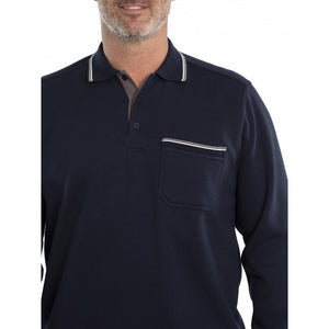 Breakaway Mt Fleece Polo